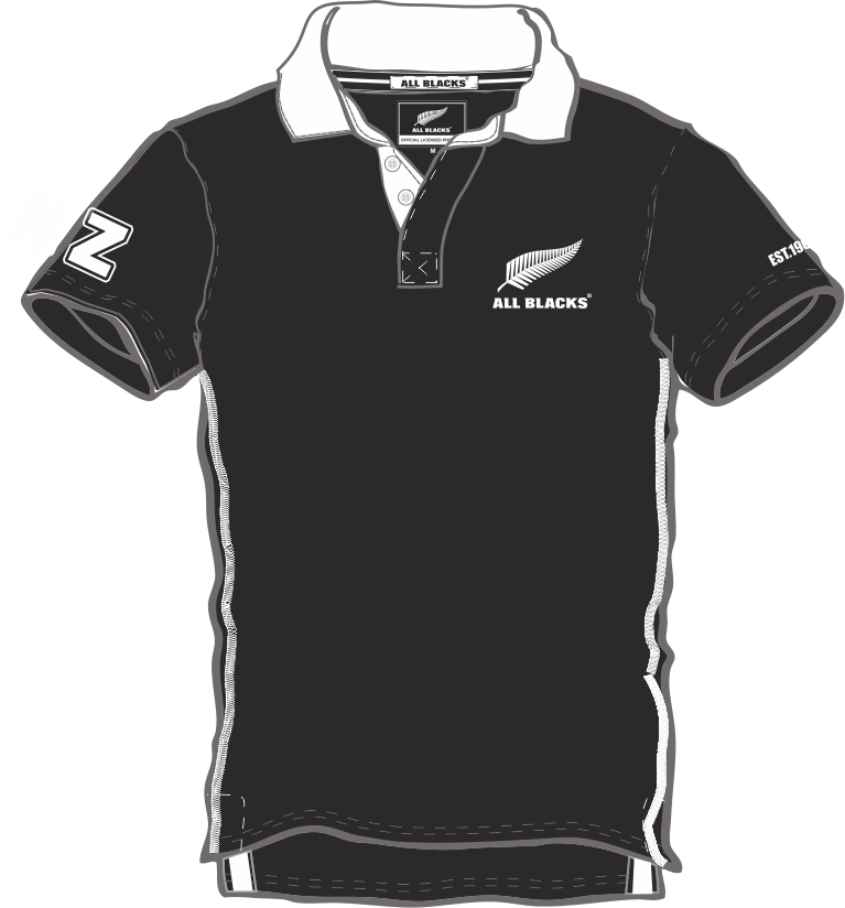 Polokošile | All Blacks