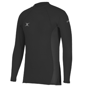 Funkční tričko Gilbert | Atomic Base Layer Black