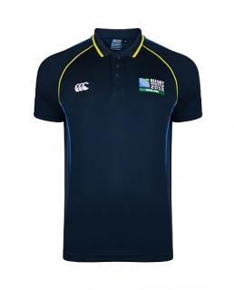 Polokošile Canterbury RWC 2015 | Winger Navy S