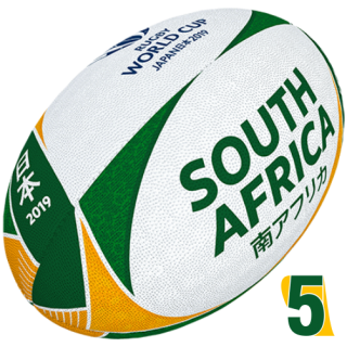 RWC 2019 OFFICIAL SUPPORTER BALL |  South Africa | Velikost 5