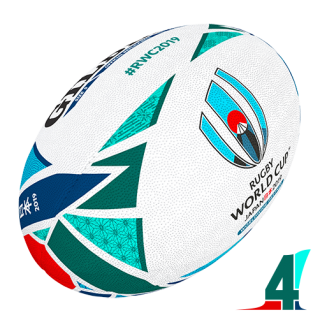 RWC 2019 OFFICIAL REPLICA BALL | Velikost 4