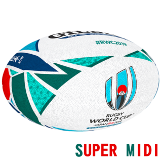 RWC 2019 OFFICIAL REPLICA BALL | SUPER MIDI