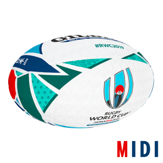 RWC 2019 OFFICIAL REPLICA BALL | MIDI