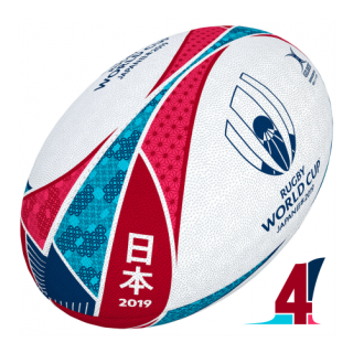 RWC 2019 OFFICIAL SUPPORTER BALL | Velikost 5