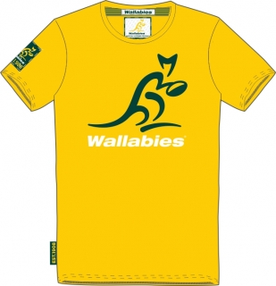 Wallabies Tričko